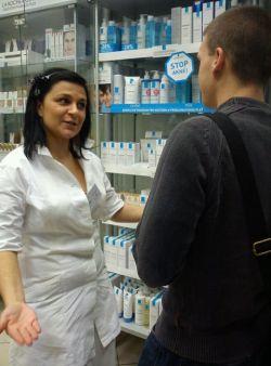 Diagnostika pleti a poradenství s dermoporadkyní LINDOU MATYKOVOU a značkami VICHY, SANOFLORE, INNEOV, LA ROCHE POSAY