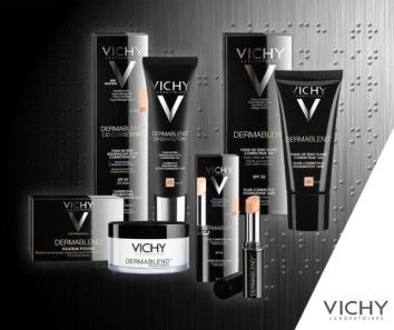Novinky z Vichy - revoluční 3D make-up