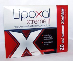 LIPOXAL 120+60 tbl. zdarma