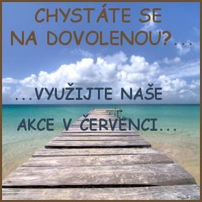 ...V ČERVENCI...