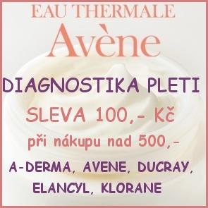 AVENE SLEVA 100,- Kč