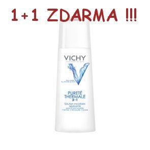 VICHY PT micelární voda 200ml  1+1 ZDARMA