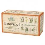 Slinivkový bylinný čaj 20x1,5g