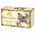 Rakytníkový bylinný čaj 20x1,5g