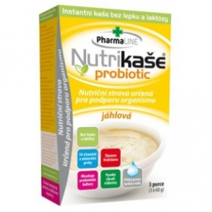 Nutrikaše probiotic jáhlová 3x60g