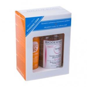 BIODERMA Photoderm Bronz spr. SPF 30 + Sensibio H2O 500ml