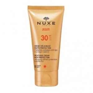 NUXE Sun opalovací krém na obličej SPF 30 50ml