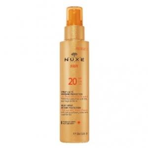 NUXE Sun sprej na opalování SPF 20 150ml