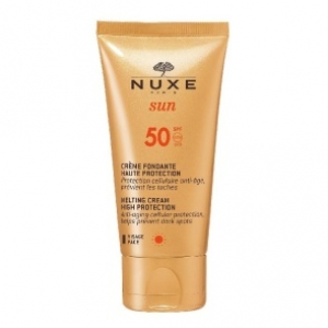 NUXE Sun opalovací krém na obličej SPF 50 50ml