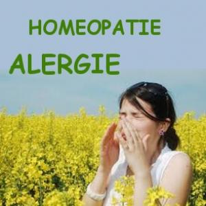 HOMEOPATIE - ALERGIE