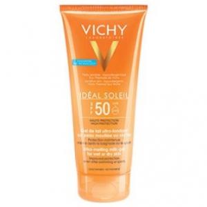 VICHY IS Ultratající mléko-gel pro vlhkou nebo suchou pleť SPF 50 150ml