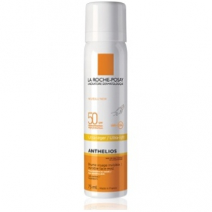 LA ROCHE-ANTHELIOS SPF50 ultralehký sprej na obličej 75ml